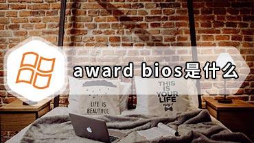 award bios是什么 什么是award bios1