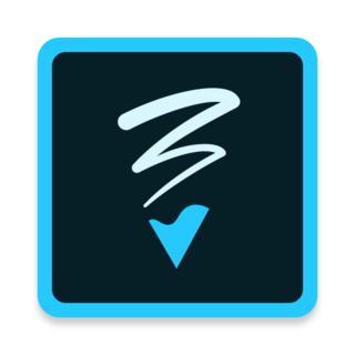 Adobe Photoshop Sketch软件