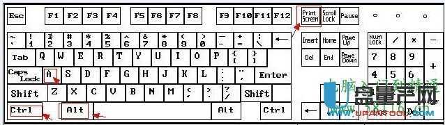 截图按什么键 屏幕截图快捷键 截图的快捷键是什么
