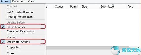 为什么打印机会脱机 Window 10如何修复打印机脱机状态